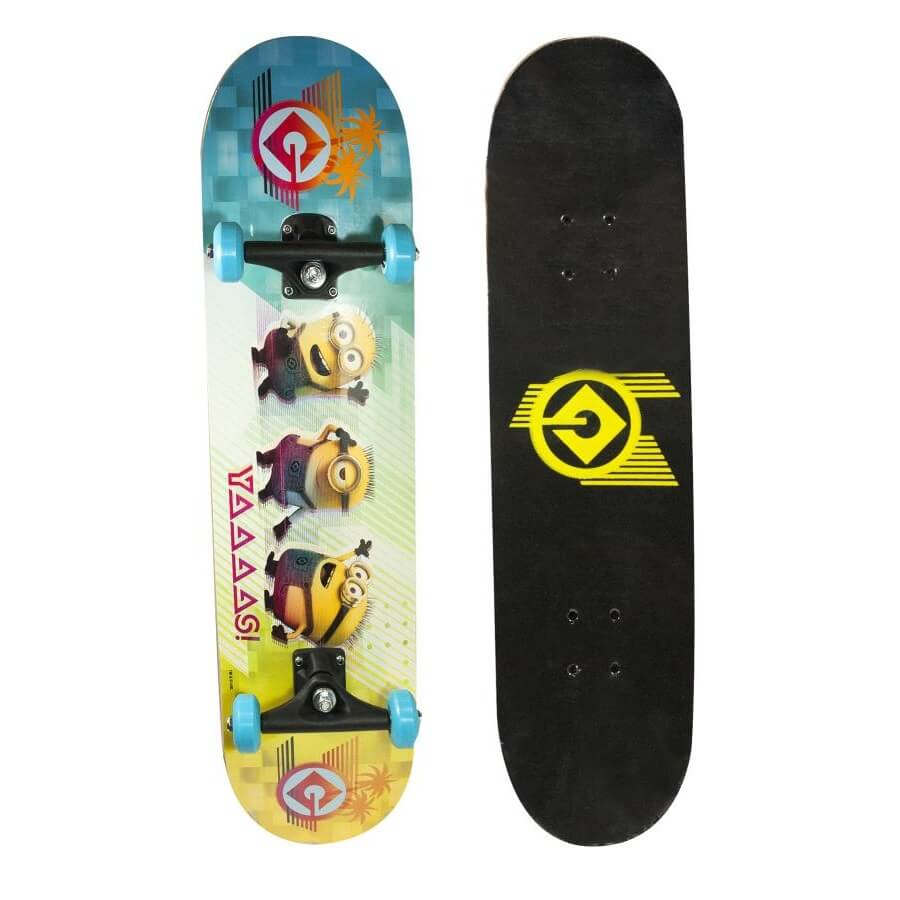 Skateboard Mimoni Yaaas!
