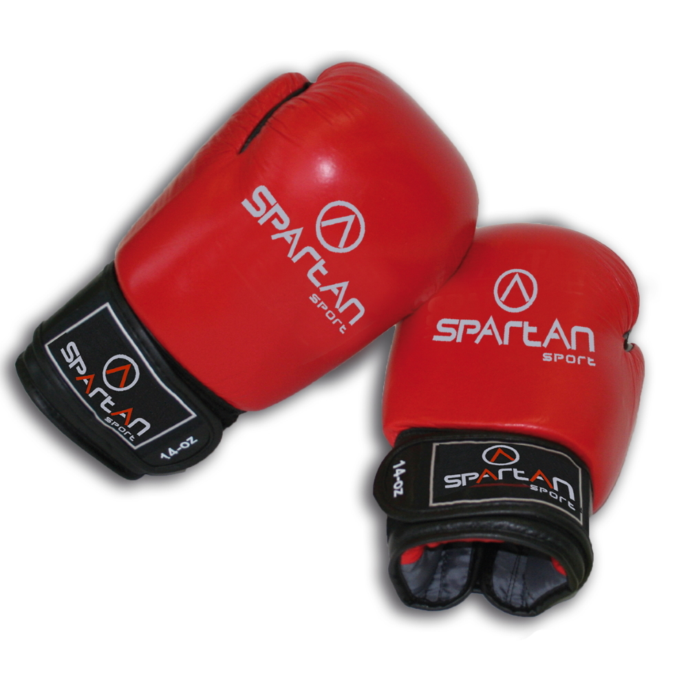 Boxerské rukavice Spartan Boxhandschuh
