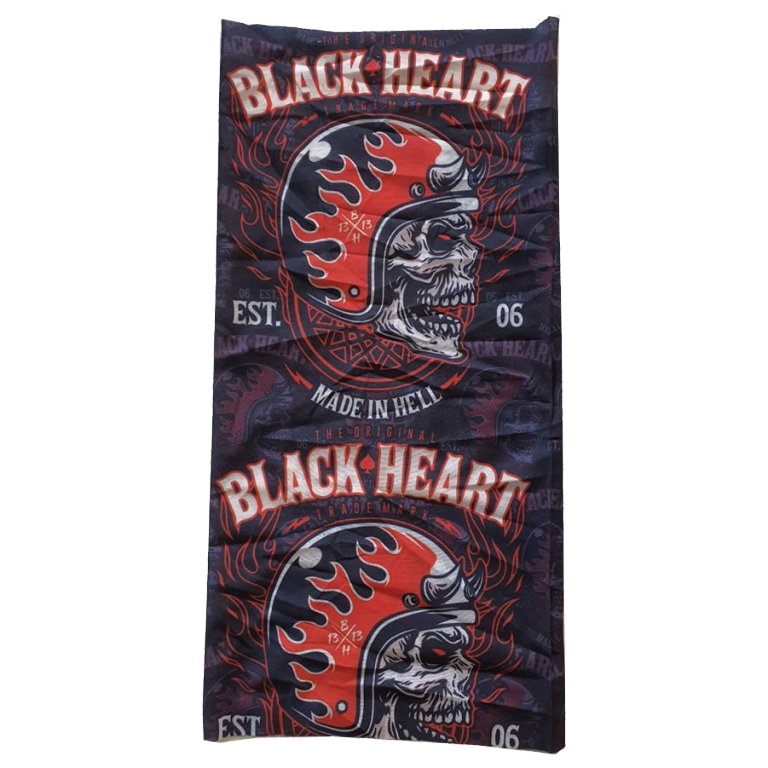 Nákrčník Black Heart Hatter