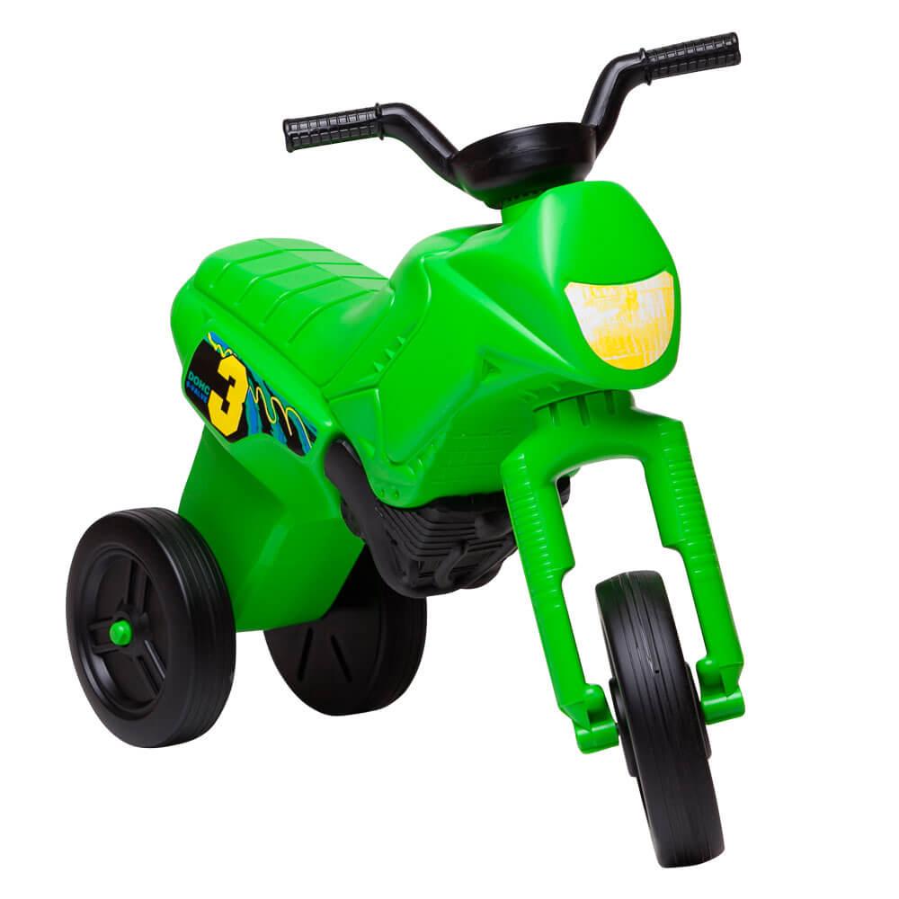 Odrážadlo Enduro Maxi zeleno-čierna