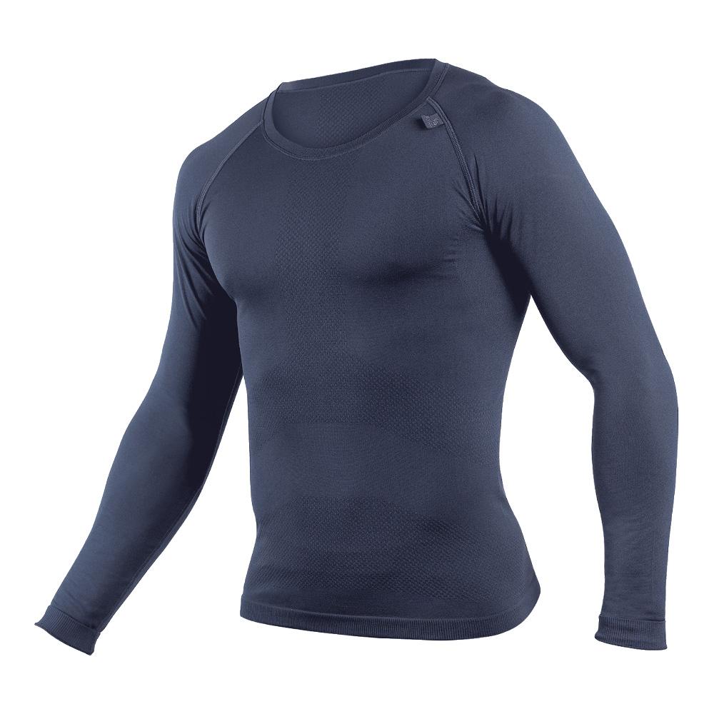 Pánske termo tričko s dlhým rukávom Coolmax