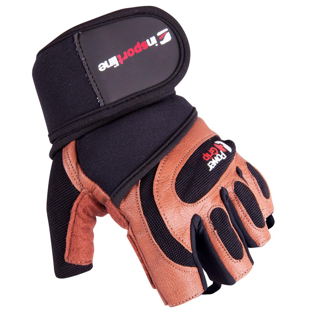 Pánske fitness rukavice inSPORTline Mahus S