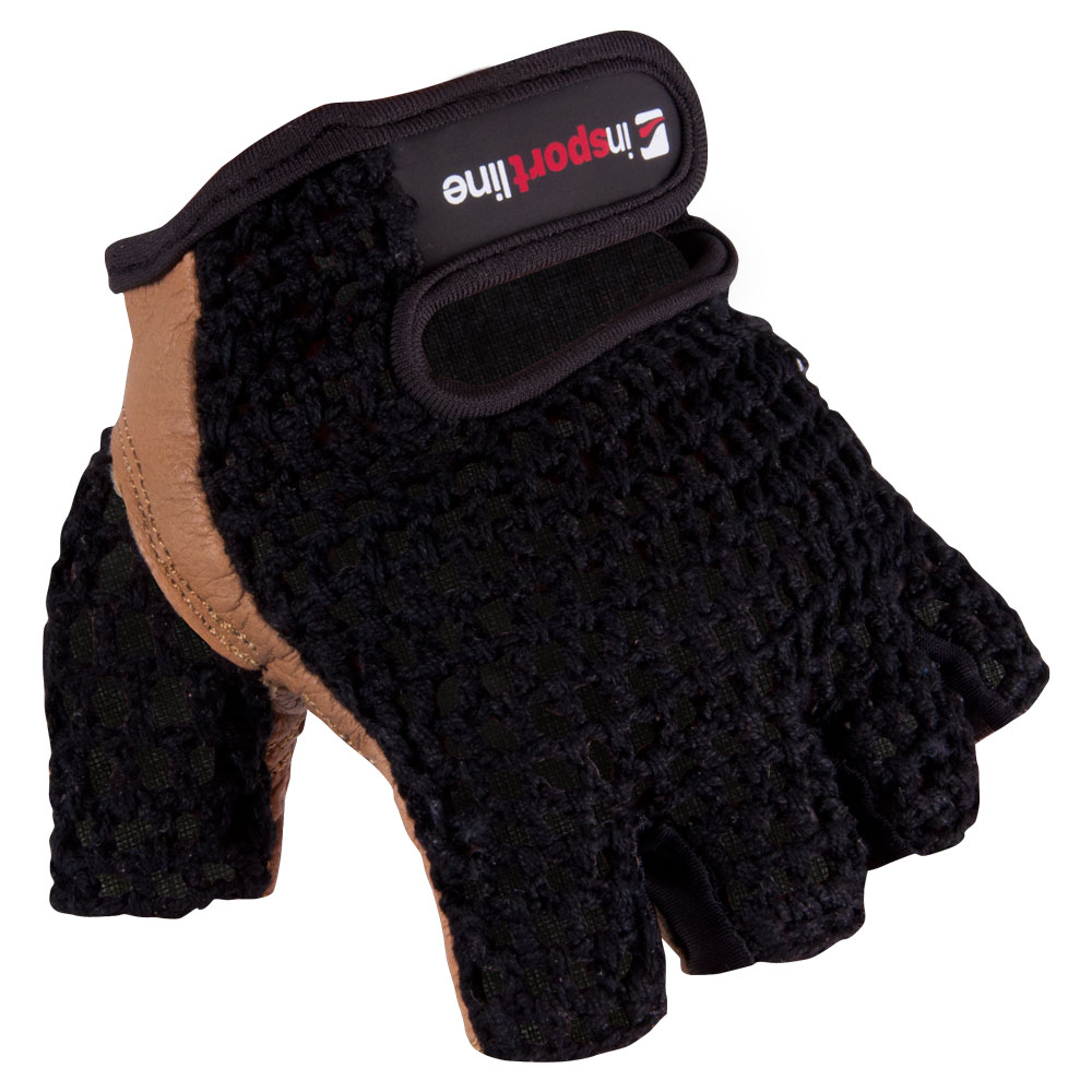 Pánske fitness rukavice inSPORTline Bris