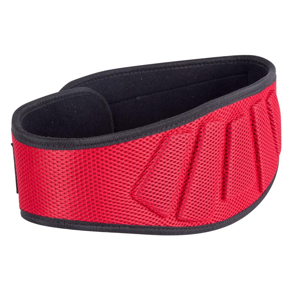 Pás pre fitness inSPORTline SB-16-5412 červená - L