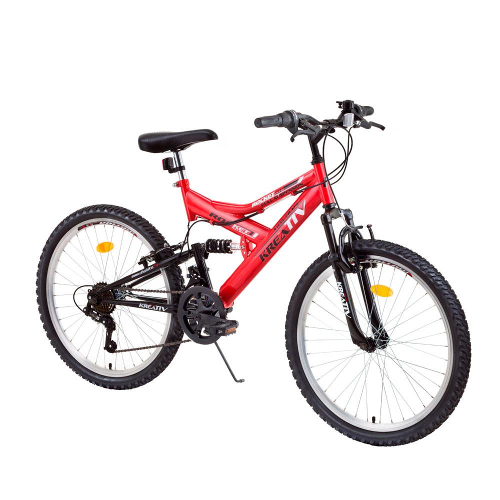 Detský bicykel DHS Rocket 2041 20