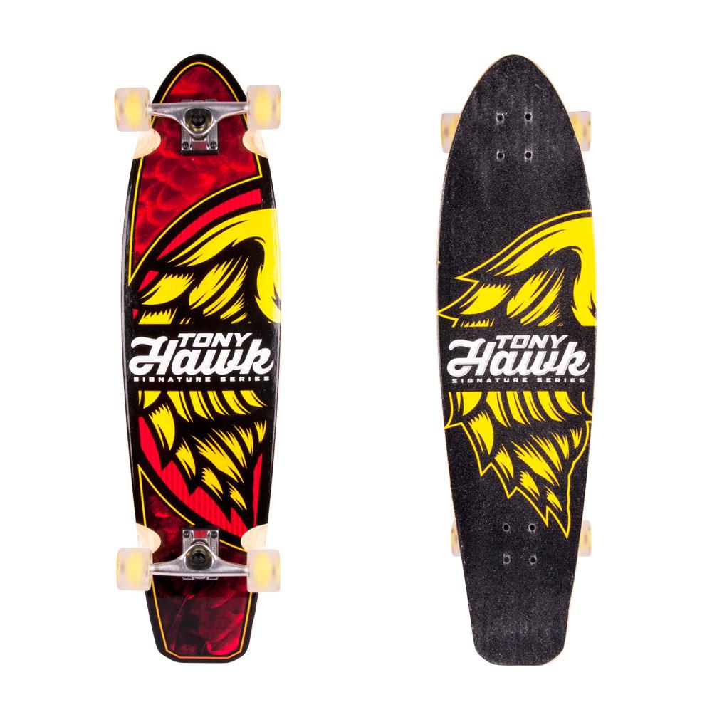 """Longboard Tony Hawk Wingy 36"""""""
