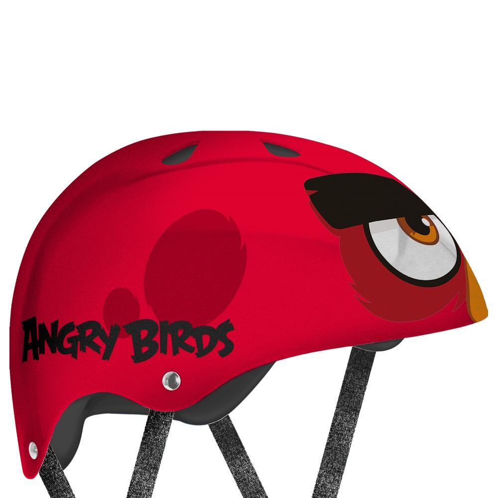 Prilba na skateboard Angry Birds