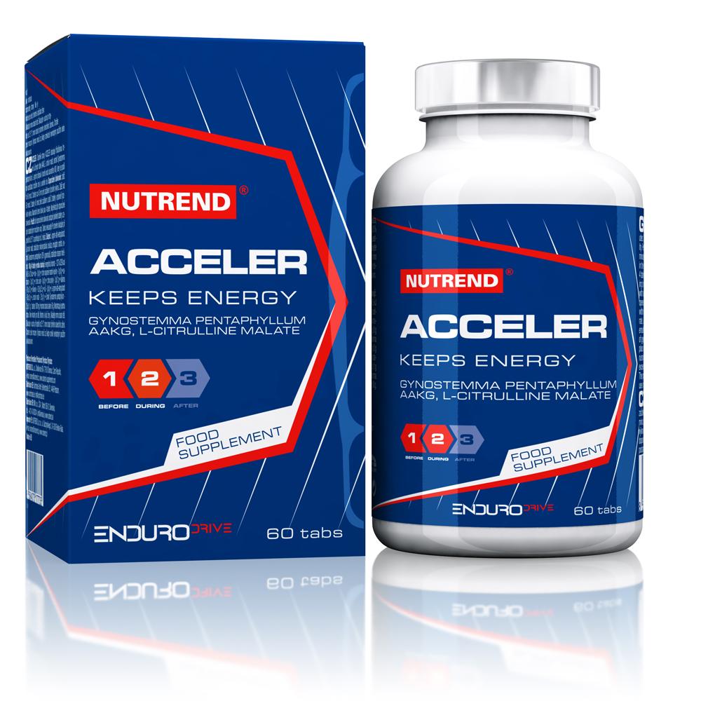 Tablety Nutrend Accelera 60 tabliet