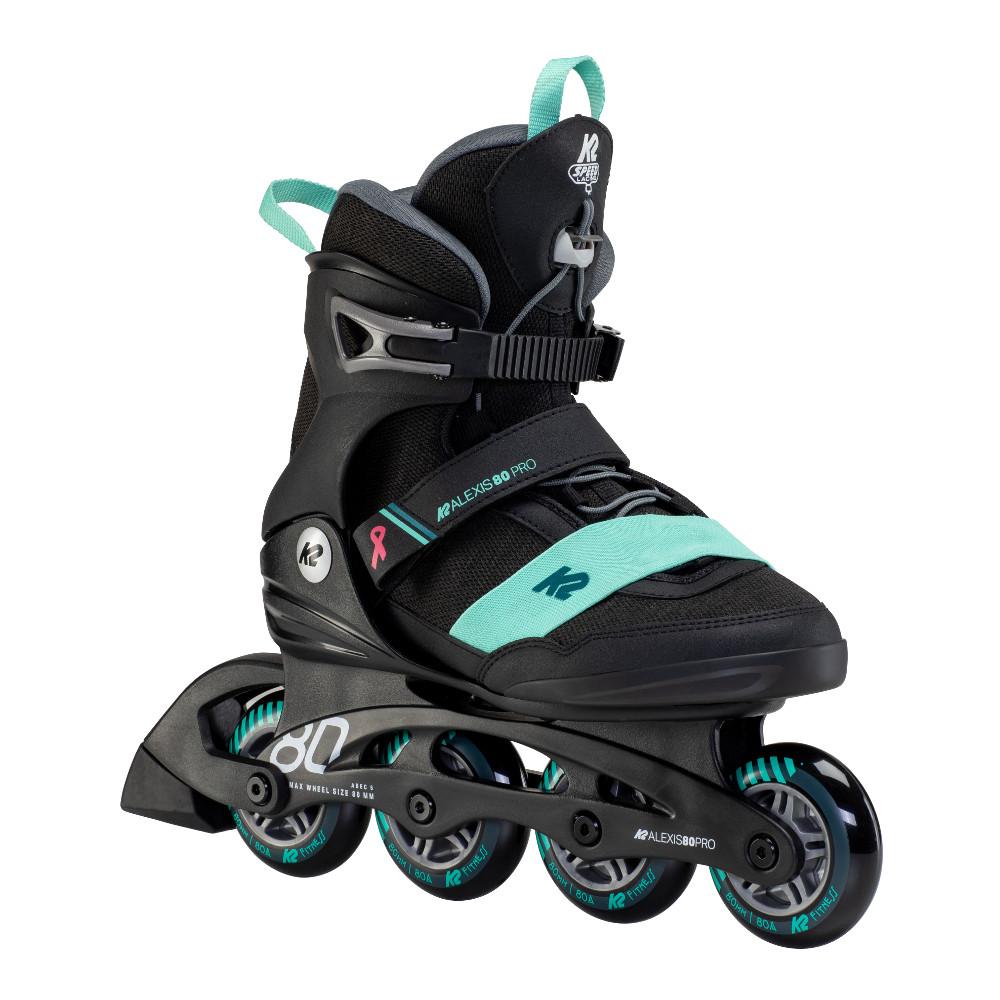 Dámske kolieskové korčule K2 Alexis 80 Pro 2021 36