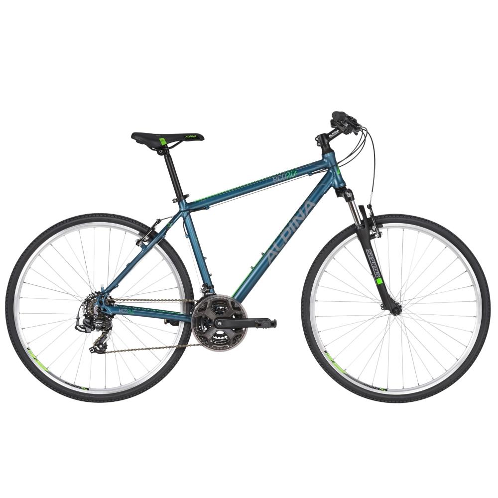 "Crossový bicykel ALPINA ECO C20 28"" - model 2020 S (17'') - Záruka 10 rokov"