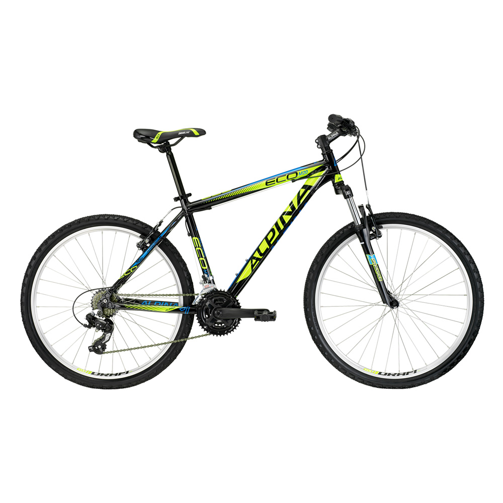 Horský bicykel KELLYS ALPINA ECO M20 - model 2015