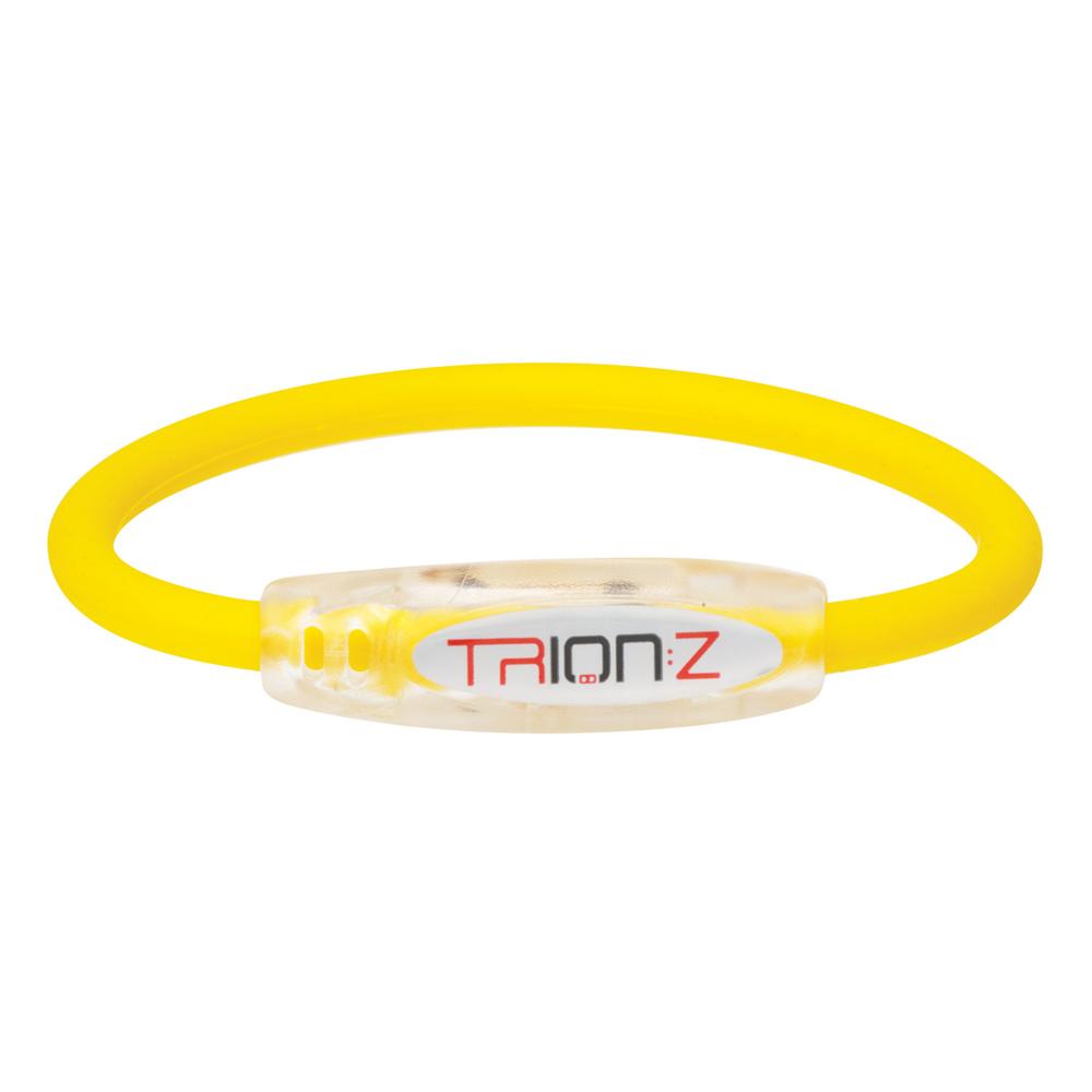 Náramok TRION:Z Active žltá - L