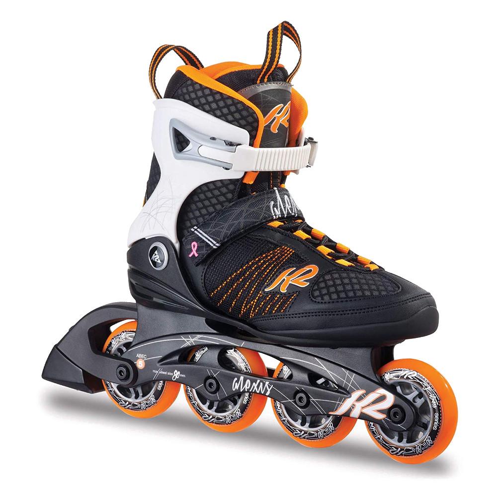 Dámske kolieskové korčule K2 Alexis 80 W