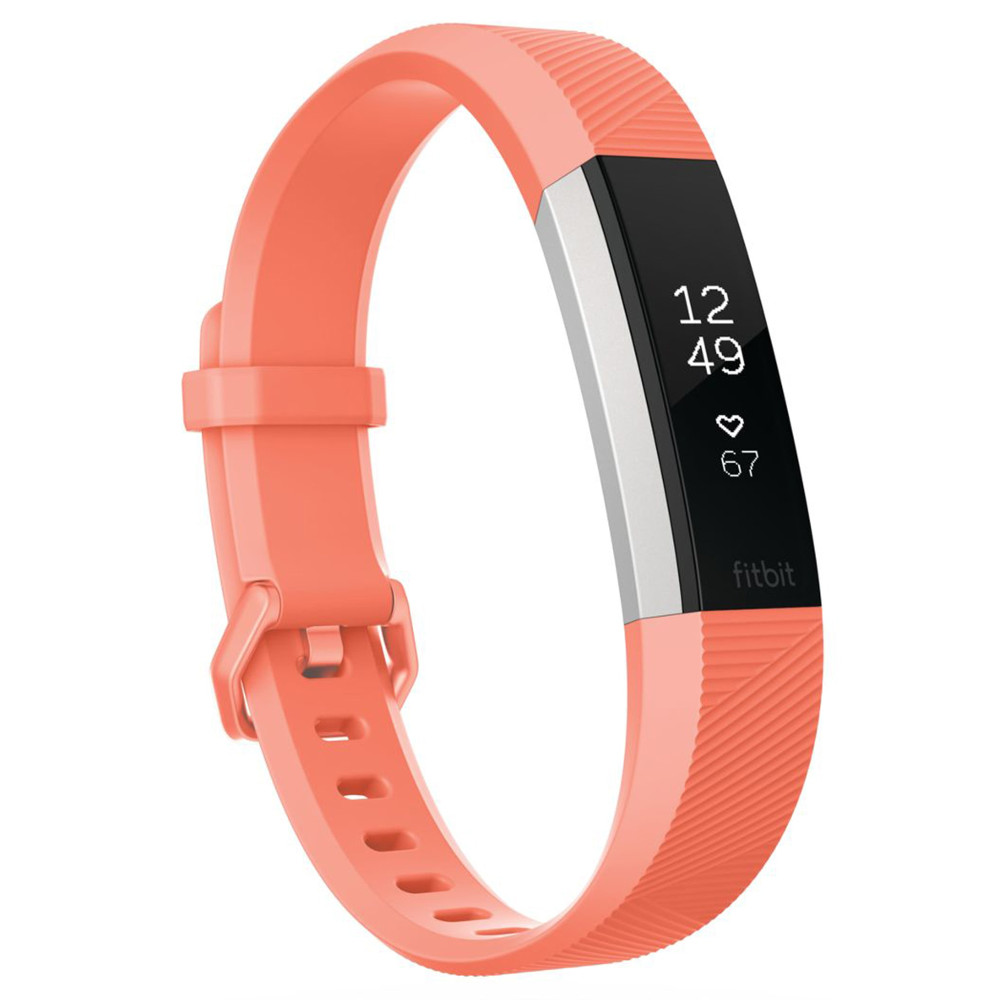 Fitness náramok FITBIT Alta HR Coral L