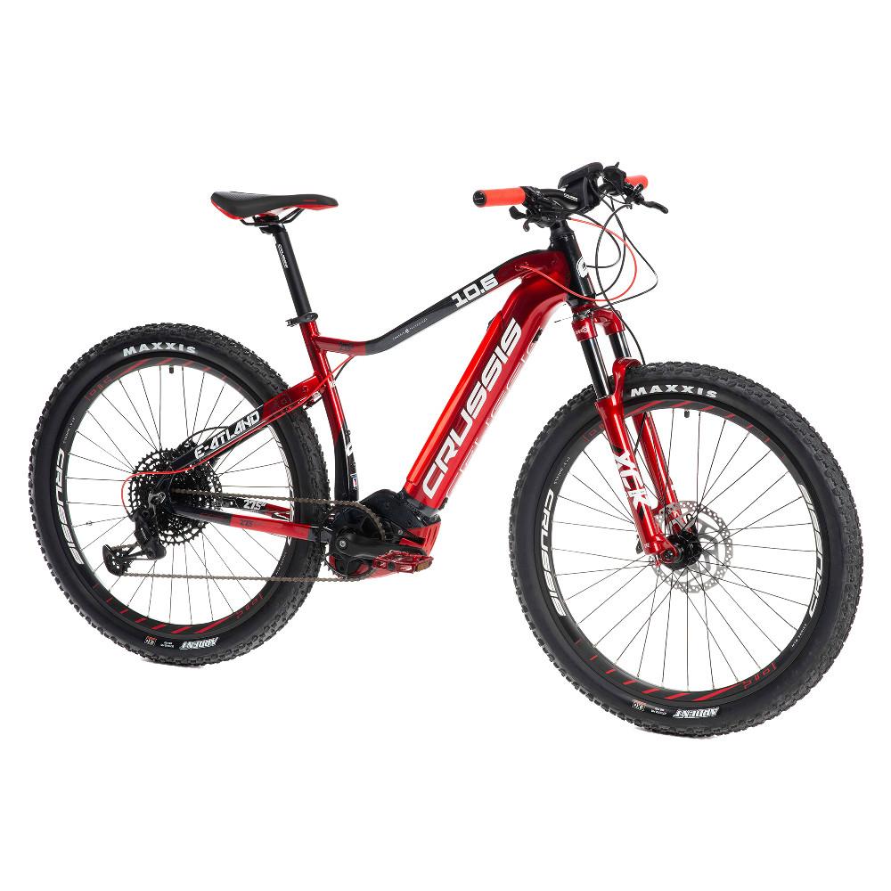 """Horský elektrobicykel Crussis e-Atland 10.6 - model 2021 18"""" - Záruka 10 rokov"""