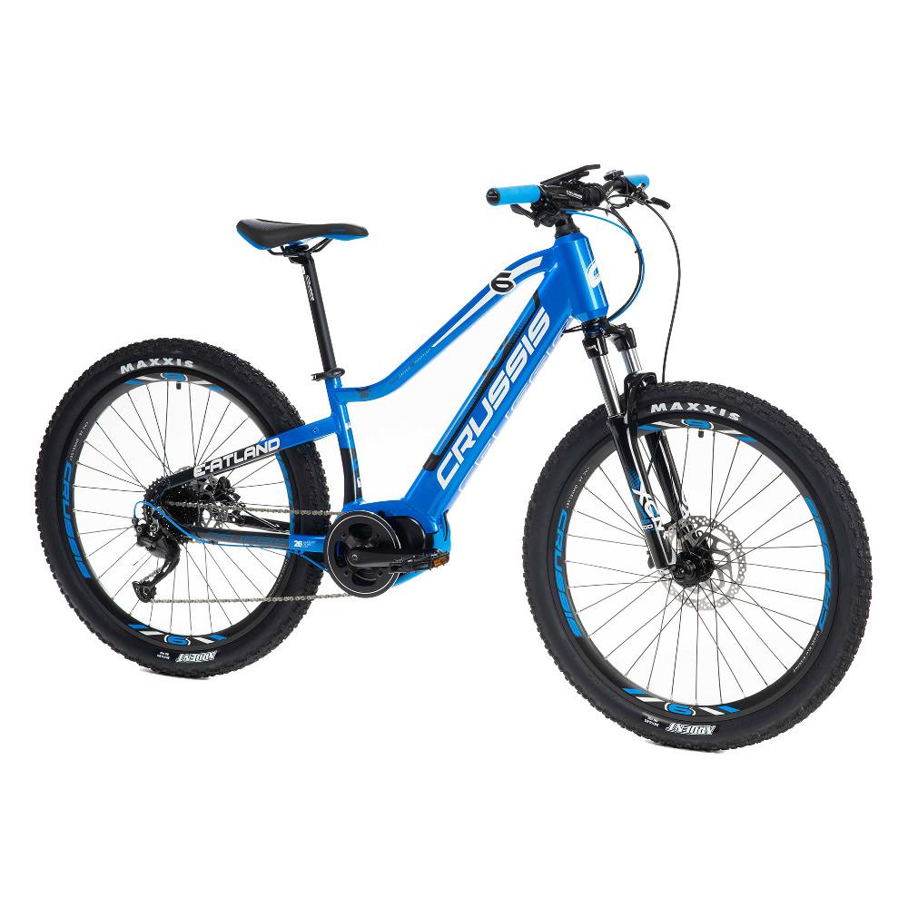 Chlapčenský juniorský horský elektrobicykel Crussis e-Atland 6.6 - model 2021 - Záruka 10 rokov