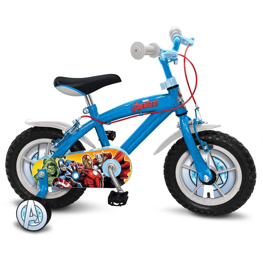 "Detský bicykel Avengers Bike 14"" - model 2021"