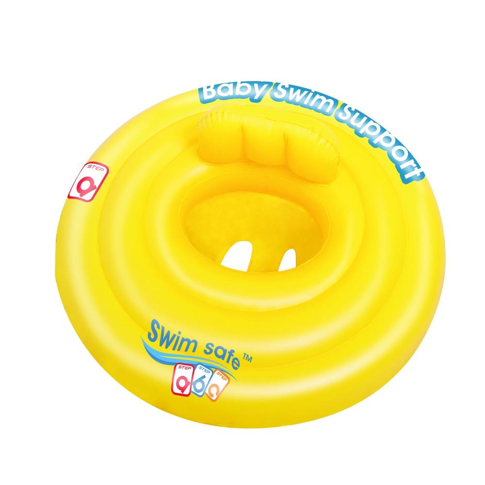 Nafukovací kruh Bestway Triple Ring Baby 69 cm žltá
