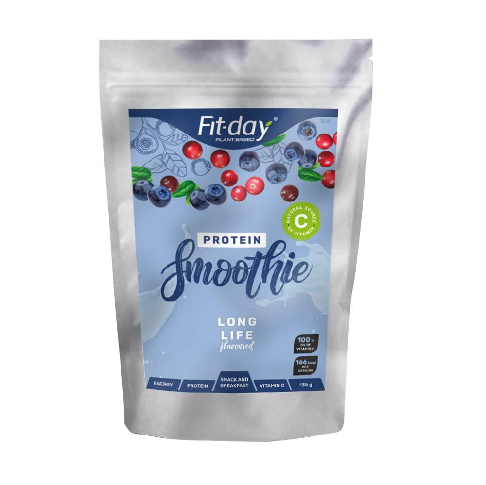 Proteínový nápoj Fit-day Protein Smoothie Long Life 135 g