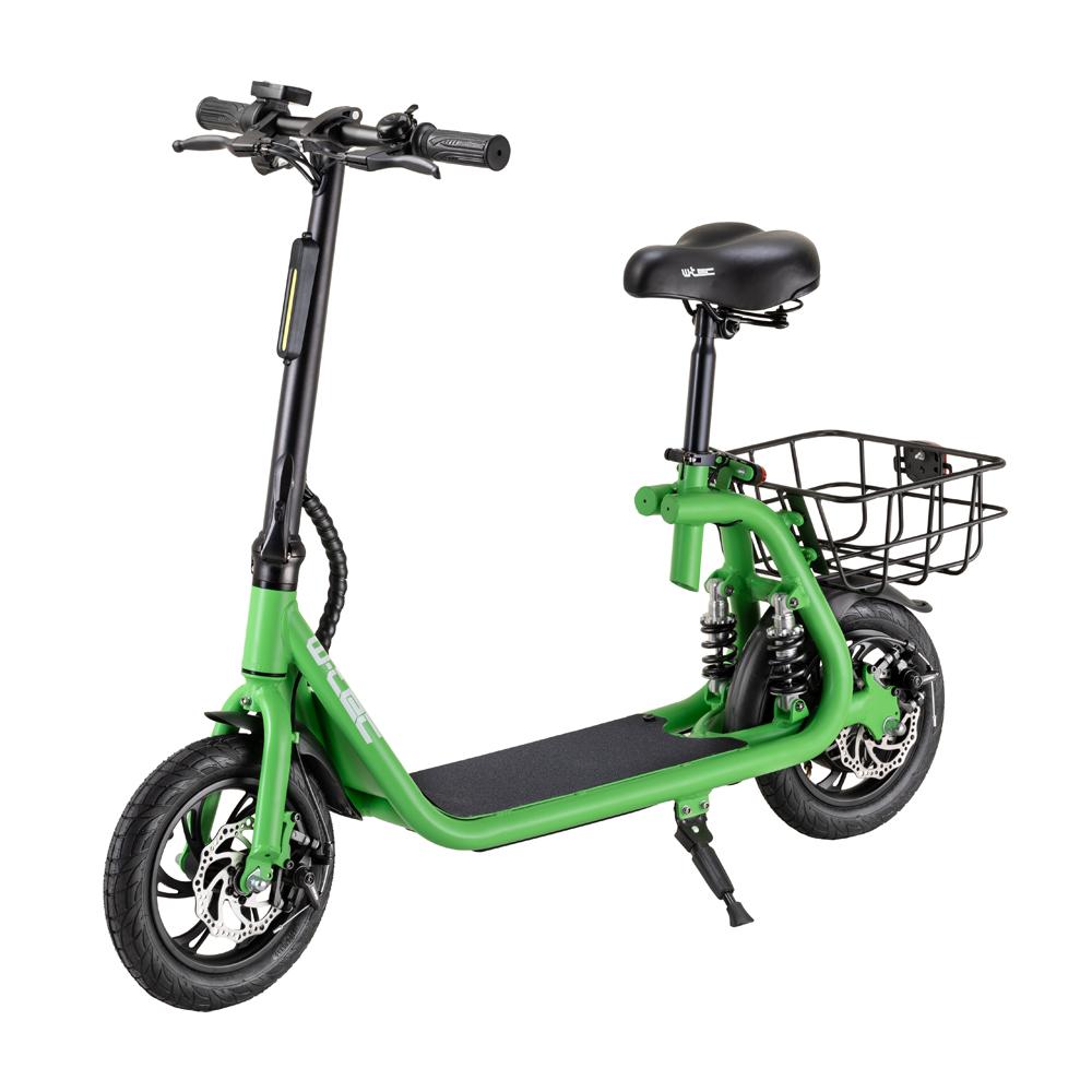"Elektrická kolobežka W-TEC Billar 500W 12"" zelená"