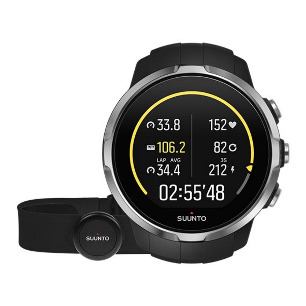 Športové hodinky SUUNTO Spartan Sport Black HR