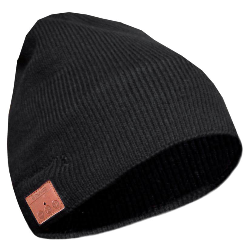 Bluetooth čiapka s reproduktormi Glovii BG1U čierna