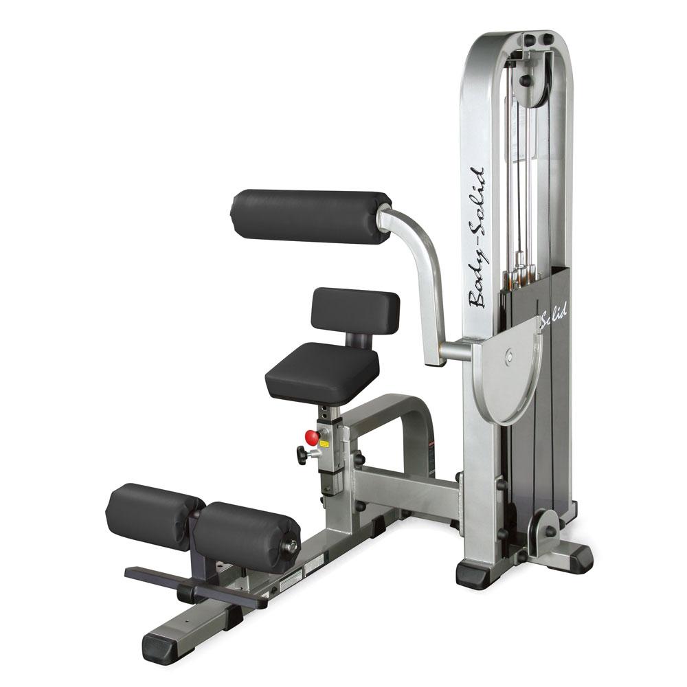 Posilňovací stroj na brušné svaly Body-Solid SAM-900G/2