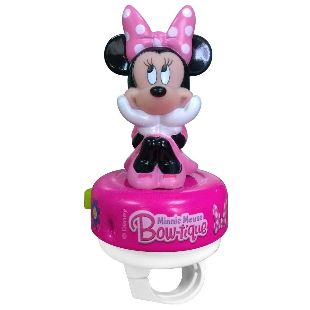 Zvonček na bicykel Myška Minnie 3D