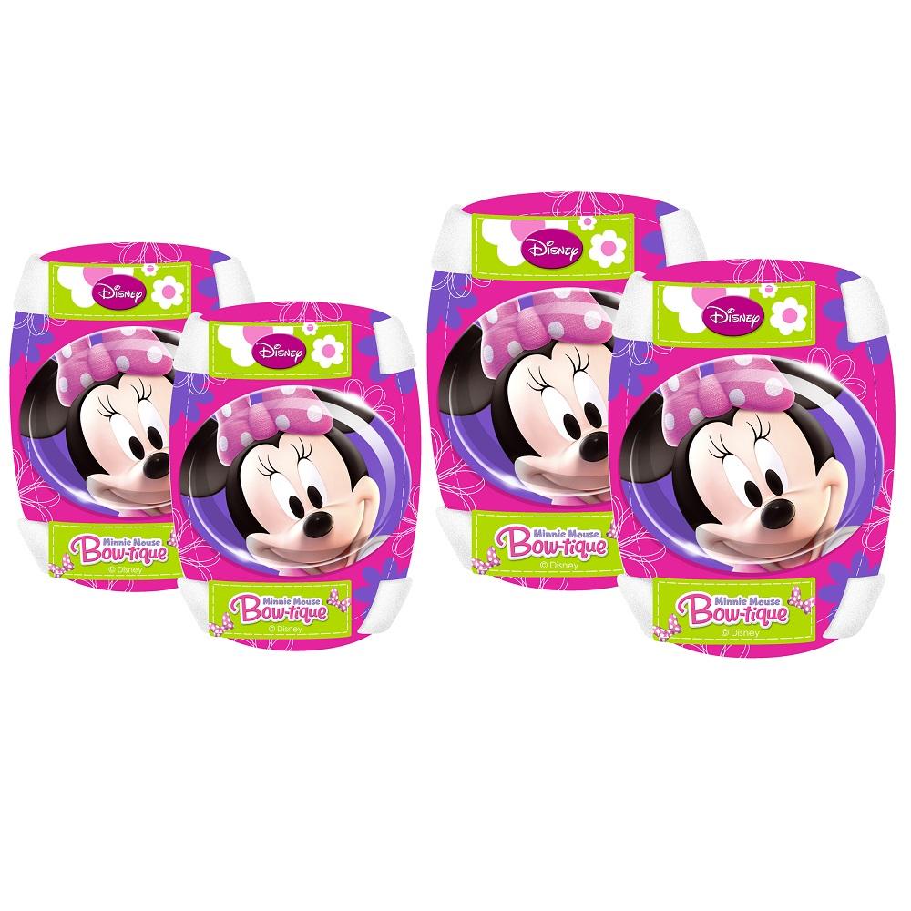 Chrániče lakťov a kolien Myška Minnie