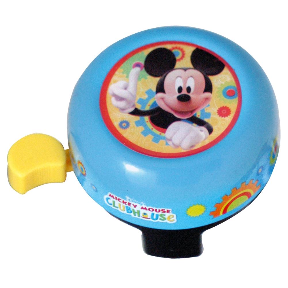 Zvonček na bicykel Mickey Mouse