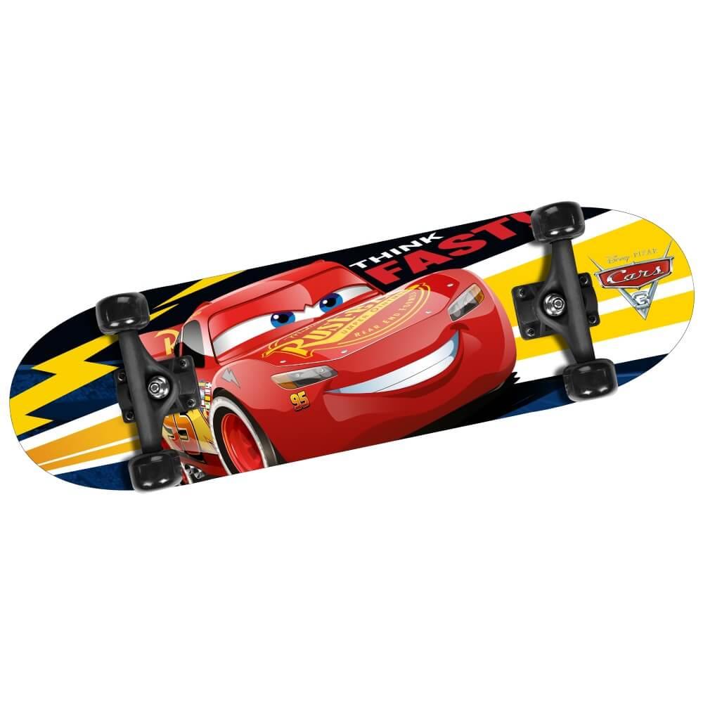 Detský skateboard Disney Cars 3