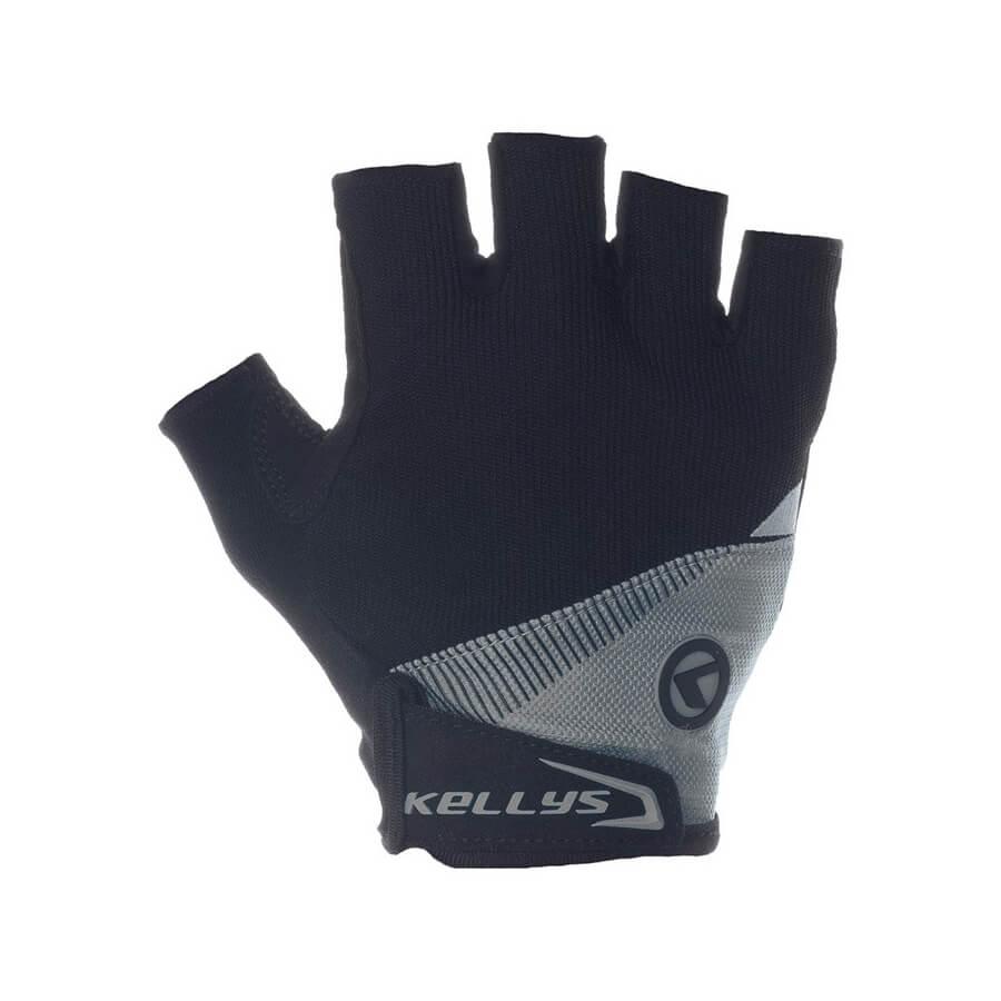 Cyklo rukavice KELLYS COMFORT šedá - S