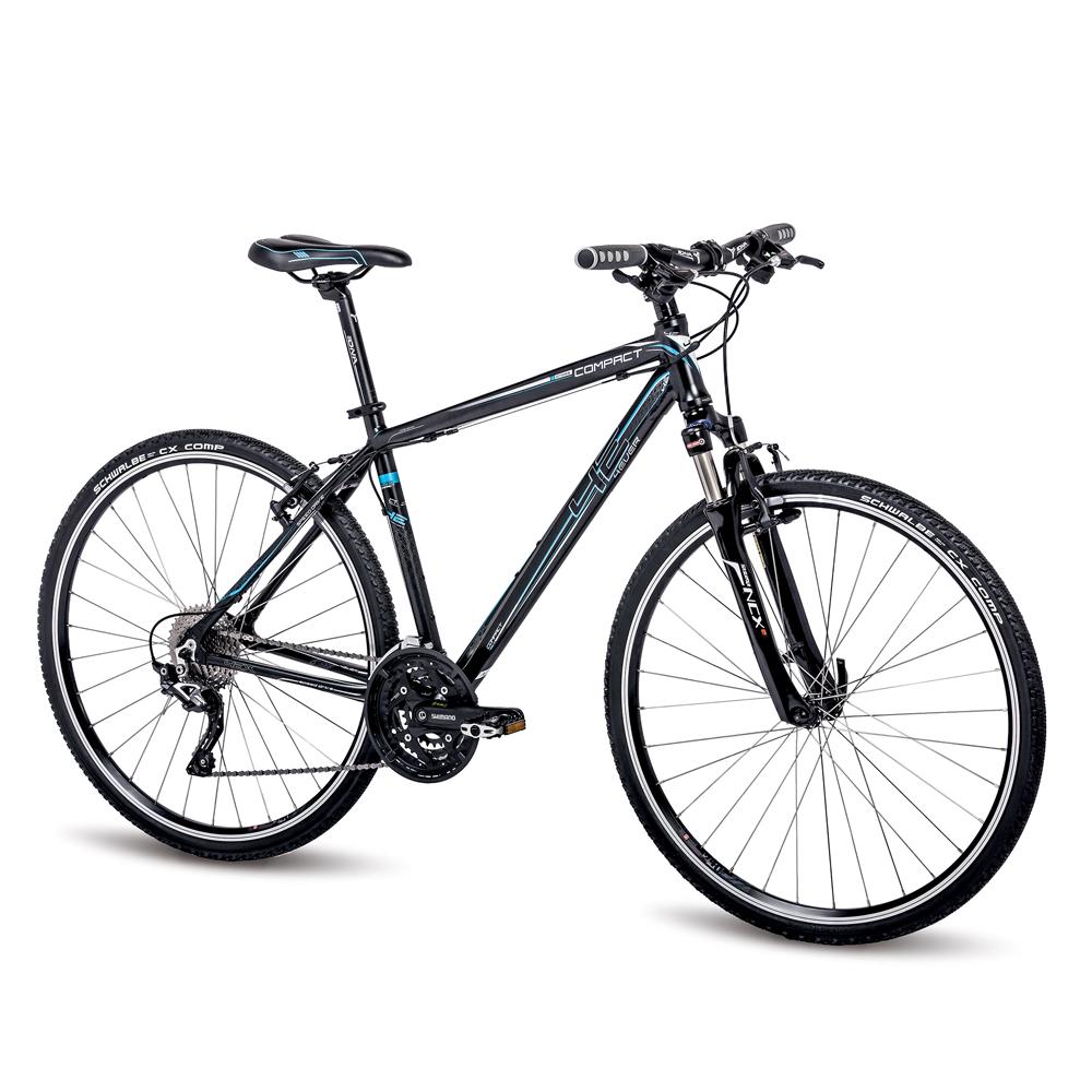 Pánsky crossový bicykel 4EVER Compact 28