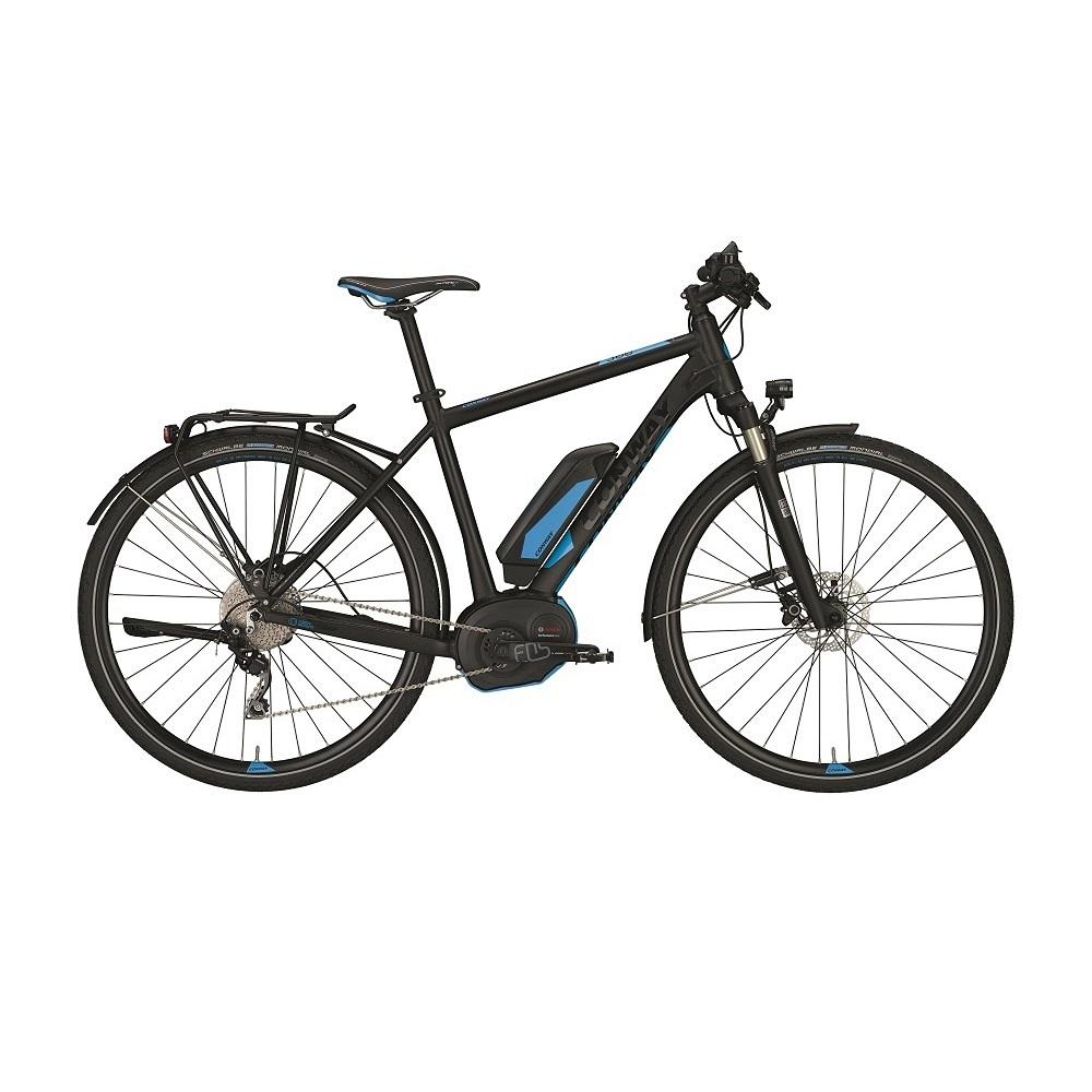 """Pánsky trekingový elektrobicykel Conway ECC 300 28"""" 2.0 19"""" - Záruka 10 rokov"""