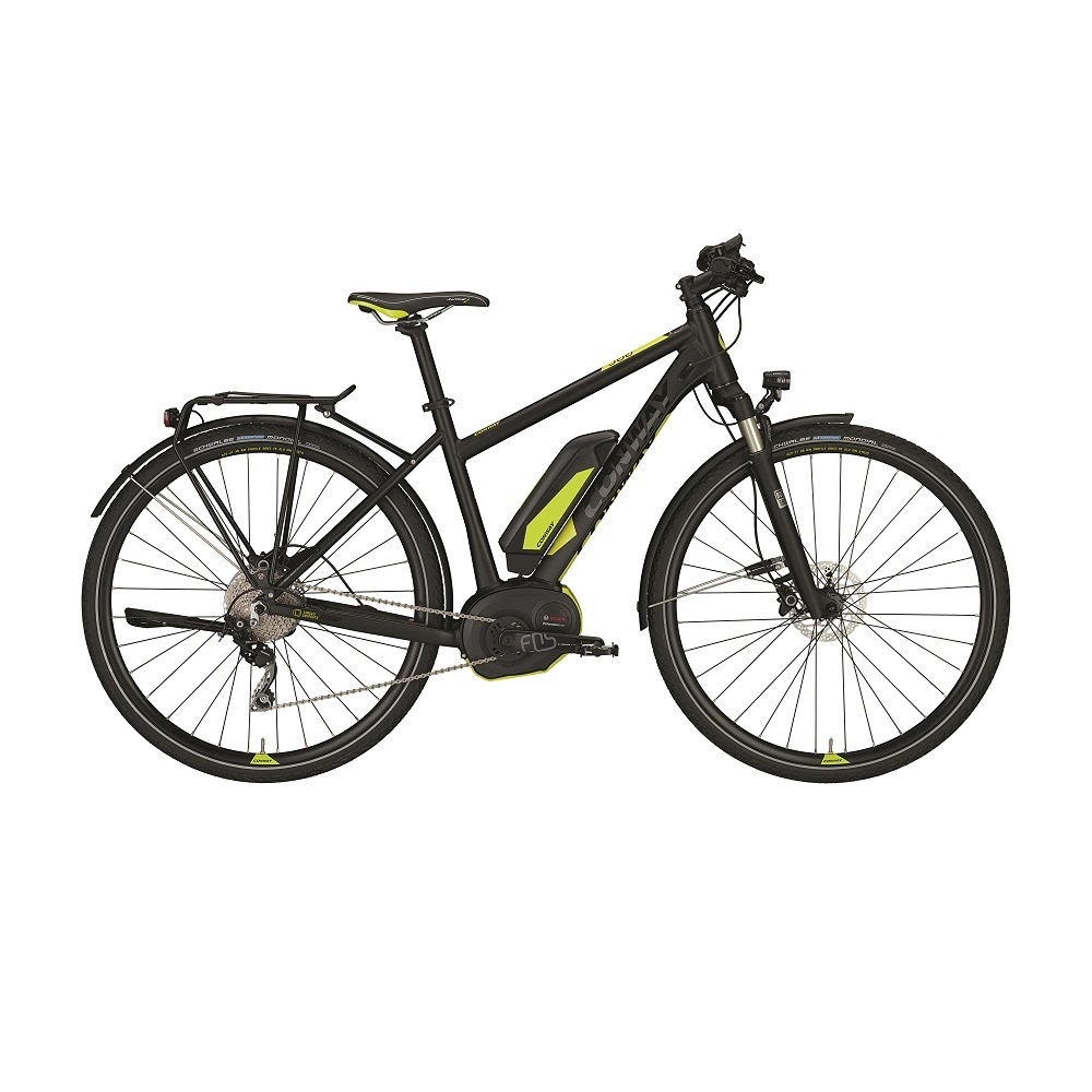 """Dámsky trekingový elektrobicykel Conway ECC 300 Miss 28'' - model 2017 17,5"""" - Záruka 10 rokov"""