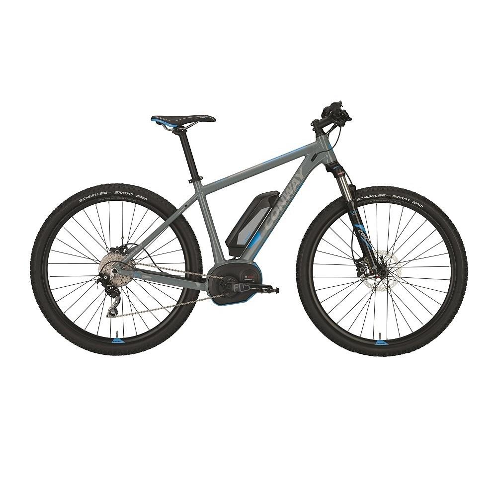 """Horský elektrobicykel Conway EMR 329 29'' - model 2017 17,5"""" - Záruka 10 rokov"""
