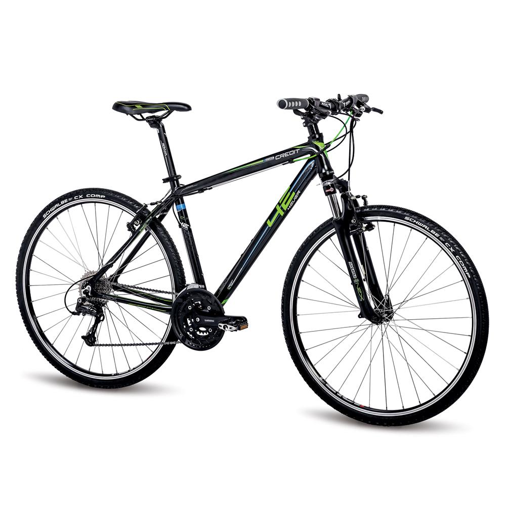 Pánsky crossový bicykel 4EVER Credit 28