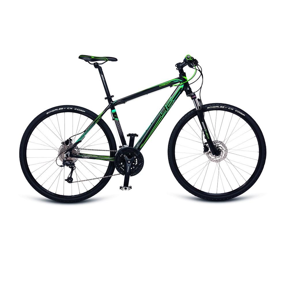 Pánsky crossový bicykel 4EVER Credit Disc 28'' - model 2017
