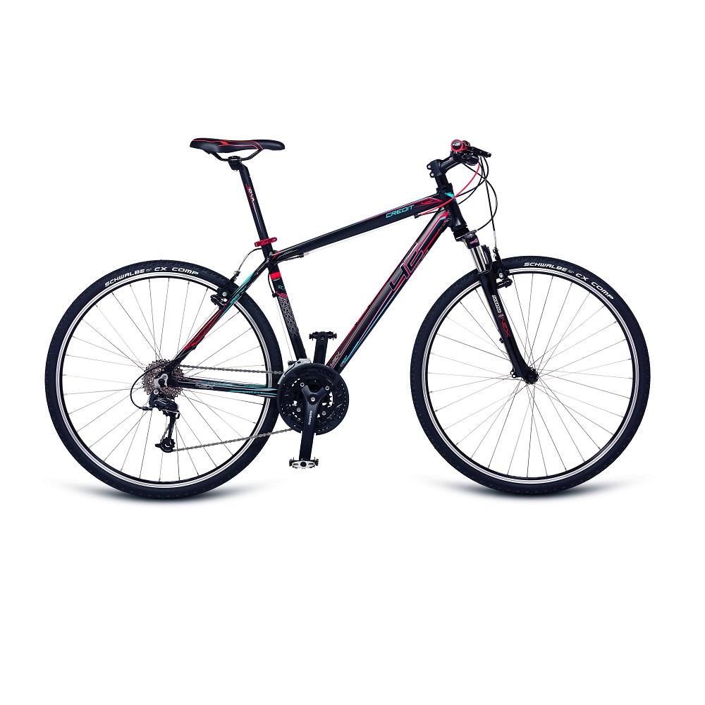 Pánsky crossový bicykel 4EVER Credit 28'' - model 2017