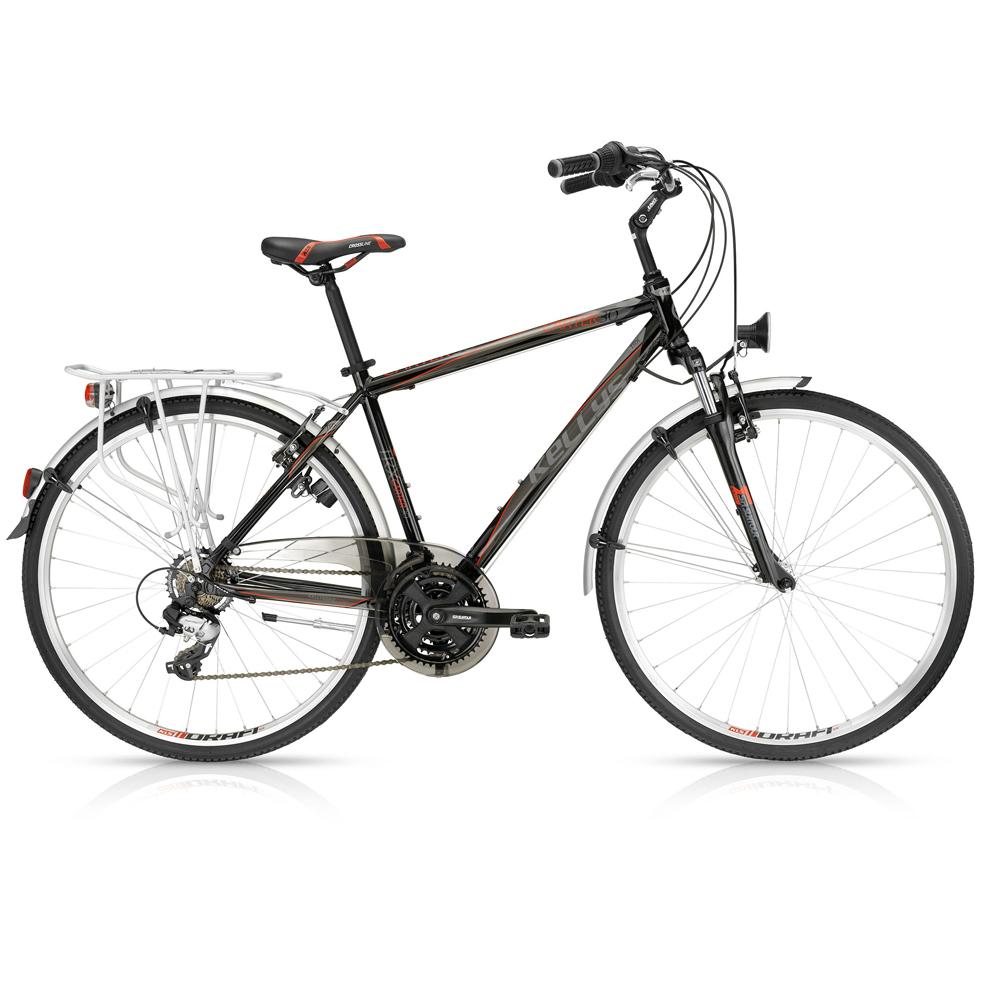 Pánsky trekingový bicykel KELLYS CARTER 30 28