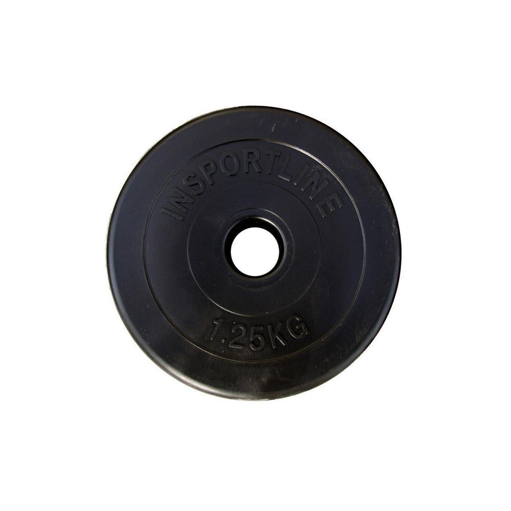 Cementové závažie inSPORTline CEM 1,25 kg