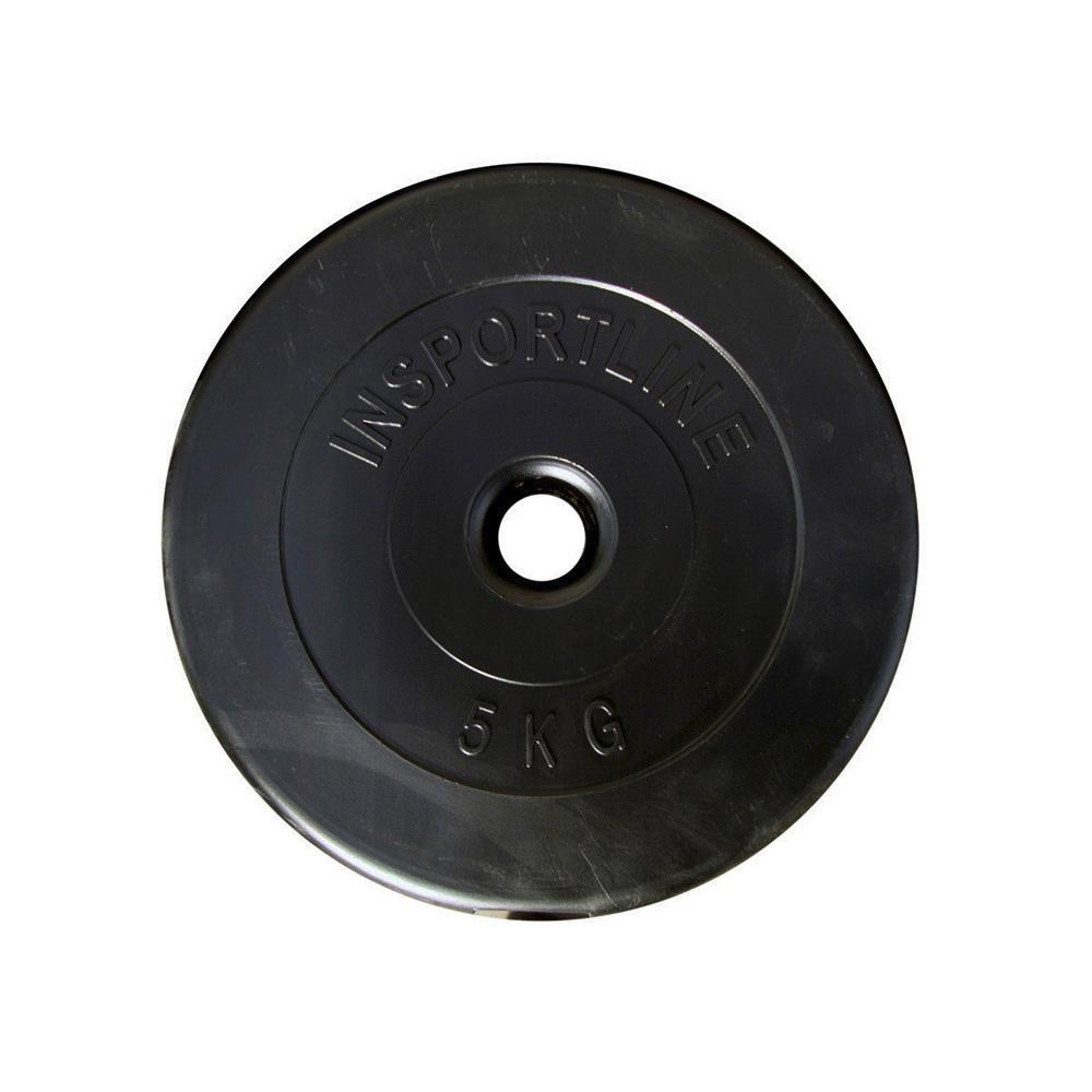 Cementové závažie inSPORTline CEM 5 kg