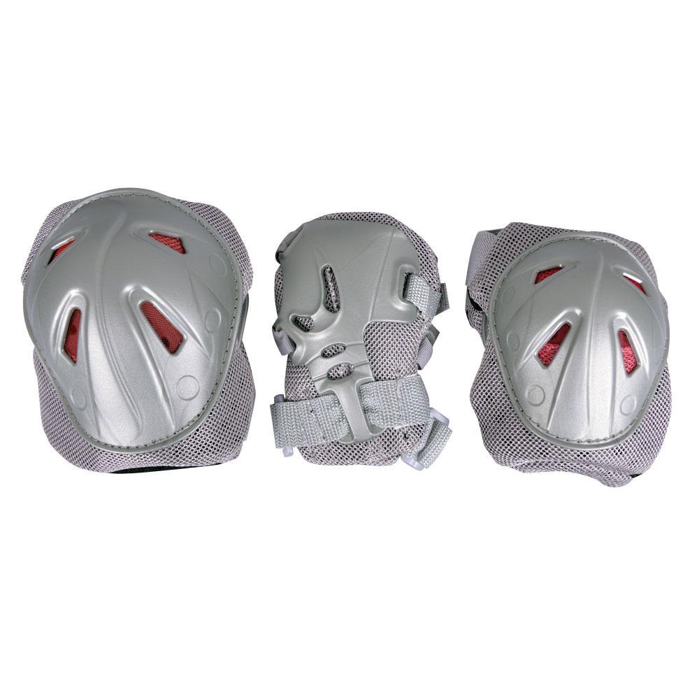 Chrániče Spartan Profi set Coolmax 6-dielny
