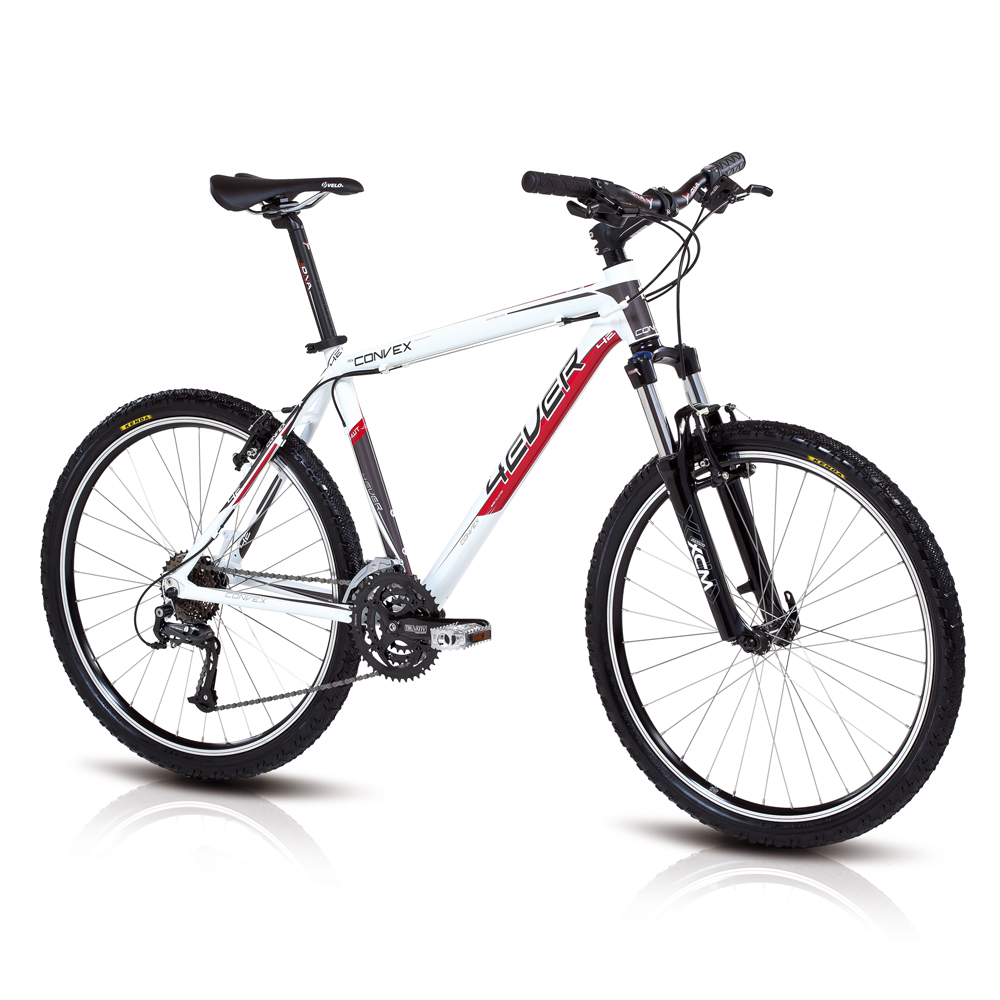 Horský bicykel 4EVER Convex 2013 - ráfikové brzdy
