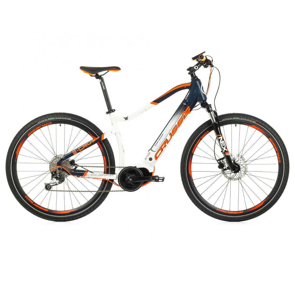Crossový elektrobicykel Crussis e-Cross 7.5-S - Model 2020 - Záruka 10 rokov