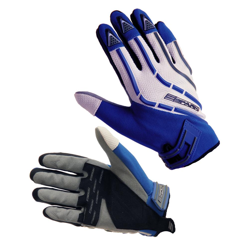 Motokrosové rukavice Spark Cross Textil