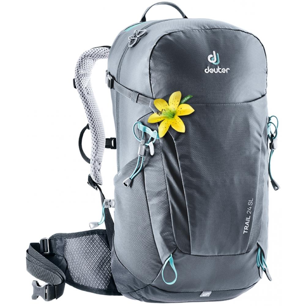 Turistický batoh DEUTER Trail 24 SL graphite-black