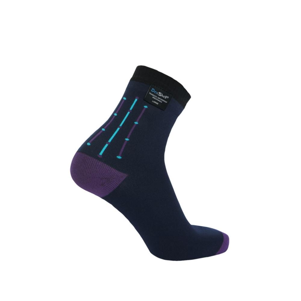 Nepremokavé ponožky DexShell Ultra Flex navy - S