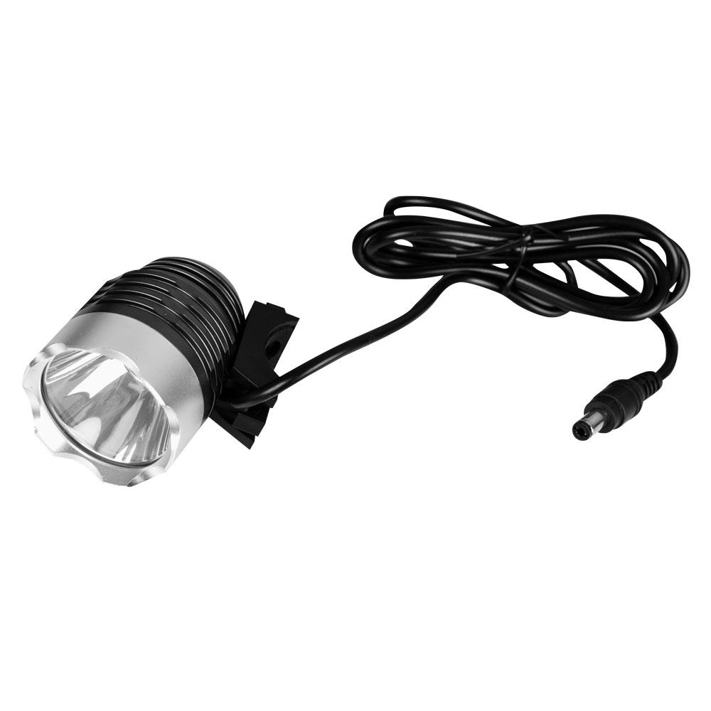 Osvetlenie pre elektrickú dvojkolku