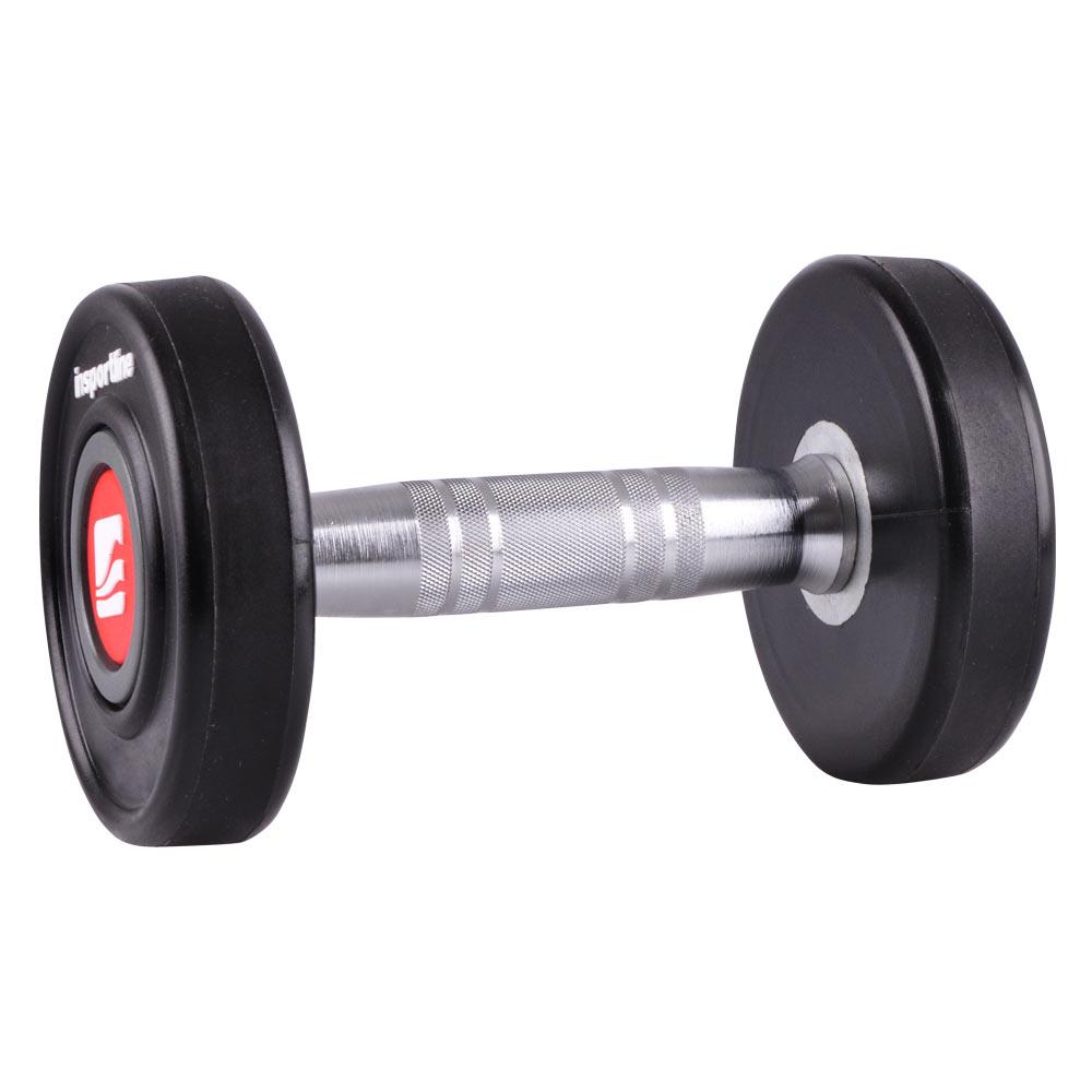 Jednoručná činka inSPORTline Profi 12 kg